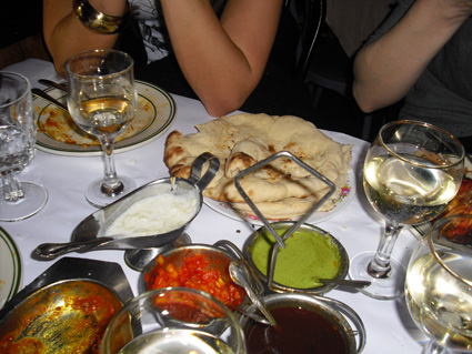 dat lecker indisch essen